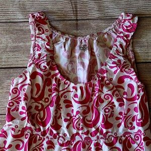 Baby Be Mine Floral Paisley Nursing Nightgown